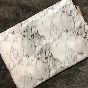 Oversized Marble Clutch