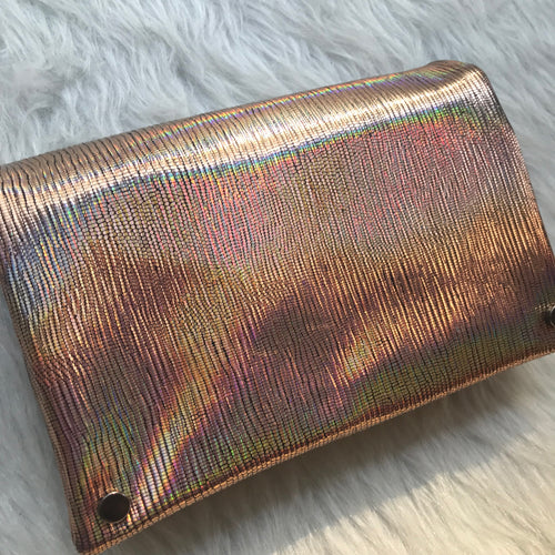 Toni - Metallic Copper Crossbody