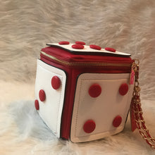 4-5-6 Clutch Red/White