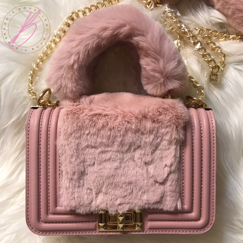 The Bag Fur Me - Pink