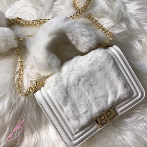 The Bag Fur Me - White