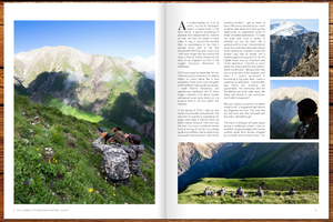 Journal of Mountain Hunting Premiere Issue
