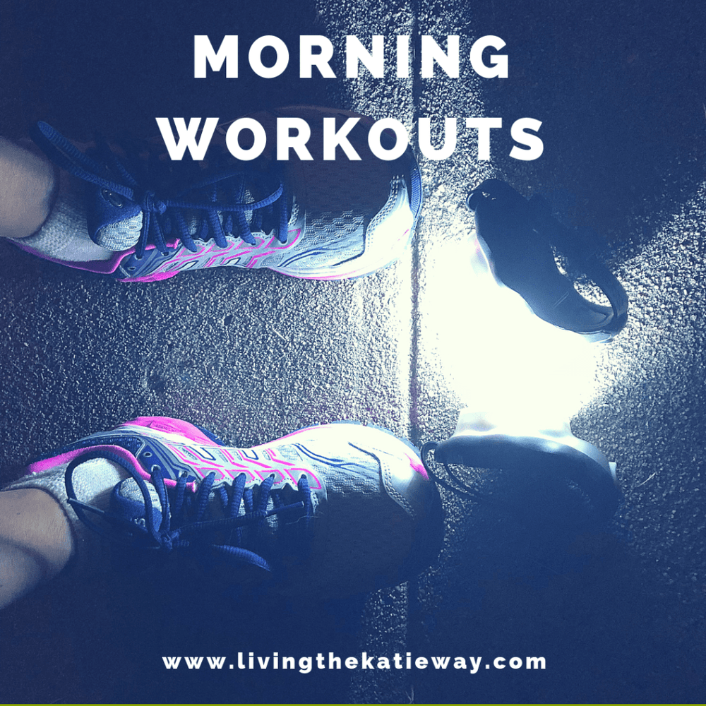 Guest Post: Morning Workouts!