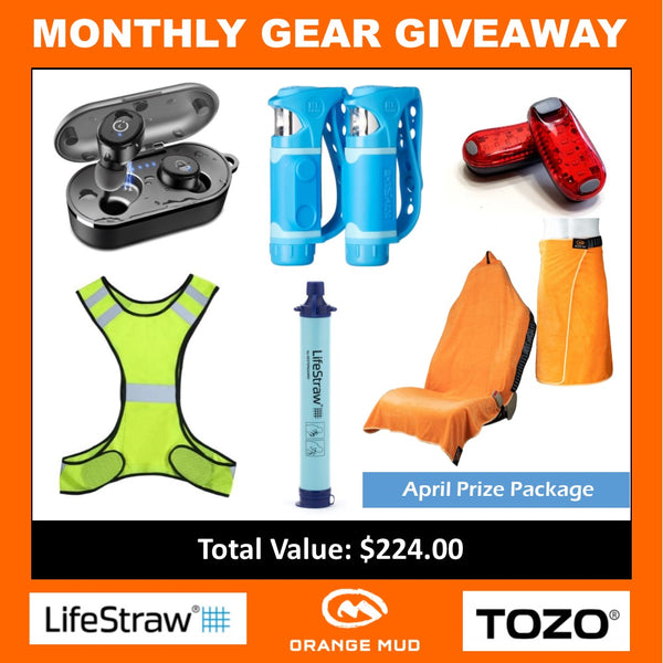 running gear giveaway