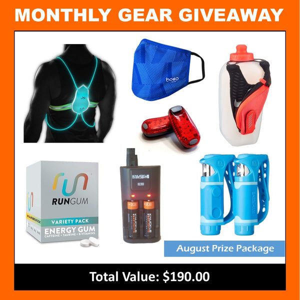 August Gear Giveaway Bundle