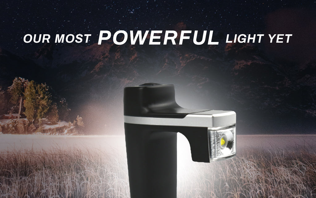 Knuckle Lights ONE is our most powerful let yet