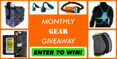 night running gear giveaway