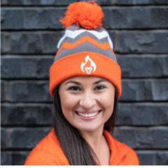 holiday gift guide for runners boco pom hat
