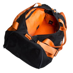 Holiday gift guide for runners orange mud gym bag for running