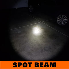 flashlight spot beam example