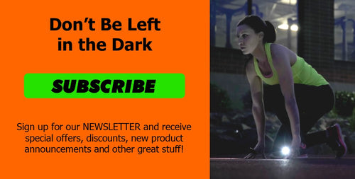 Subscribe to Knuckle Lights Newsletter and don't be left in the dark