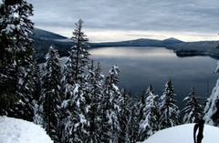 Travel Oregon Snowshoe Routes