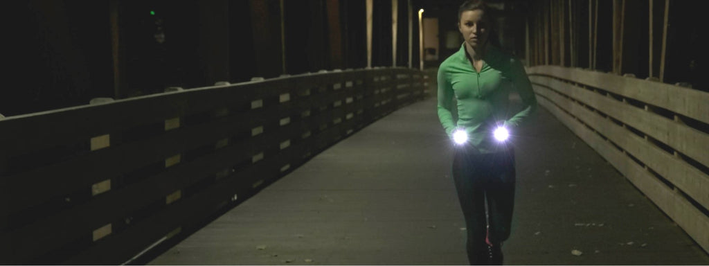night running lights for runners joggers and walkers