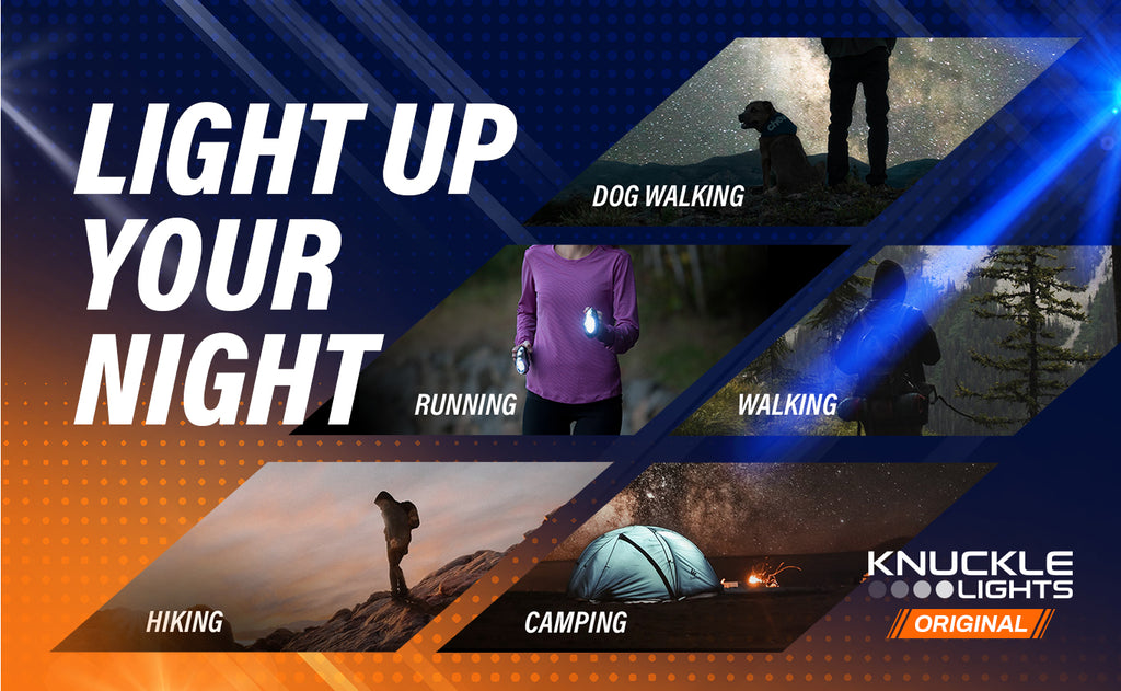 Light up your night with Knuckle Lights Original
