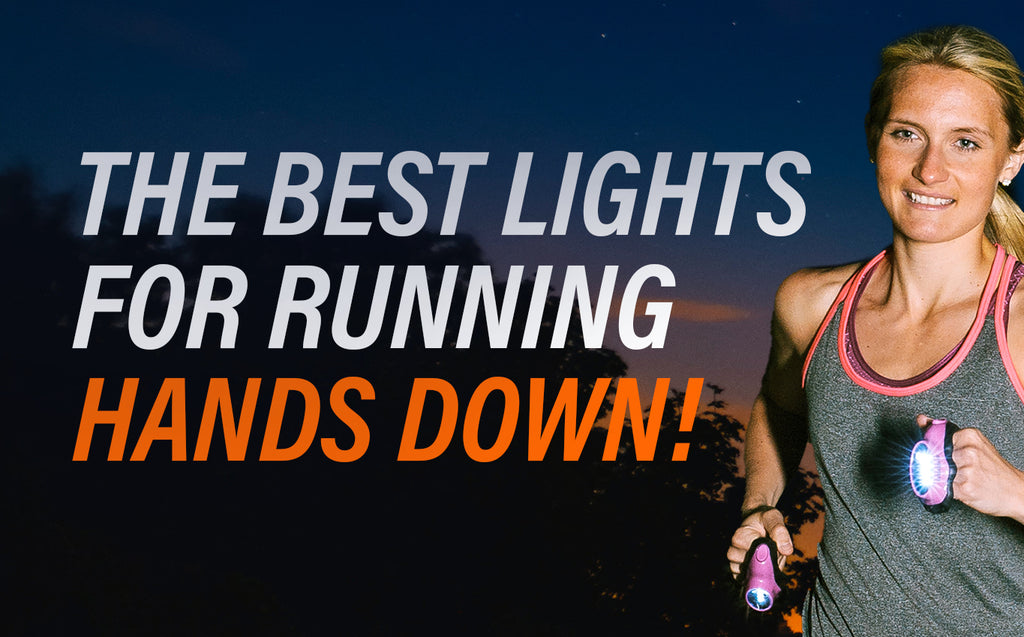 Knuckle Lights are the best light for running