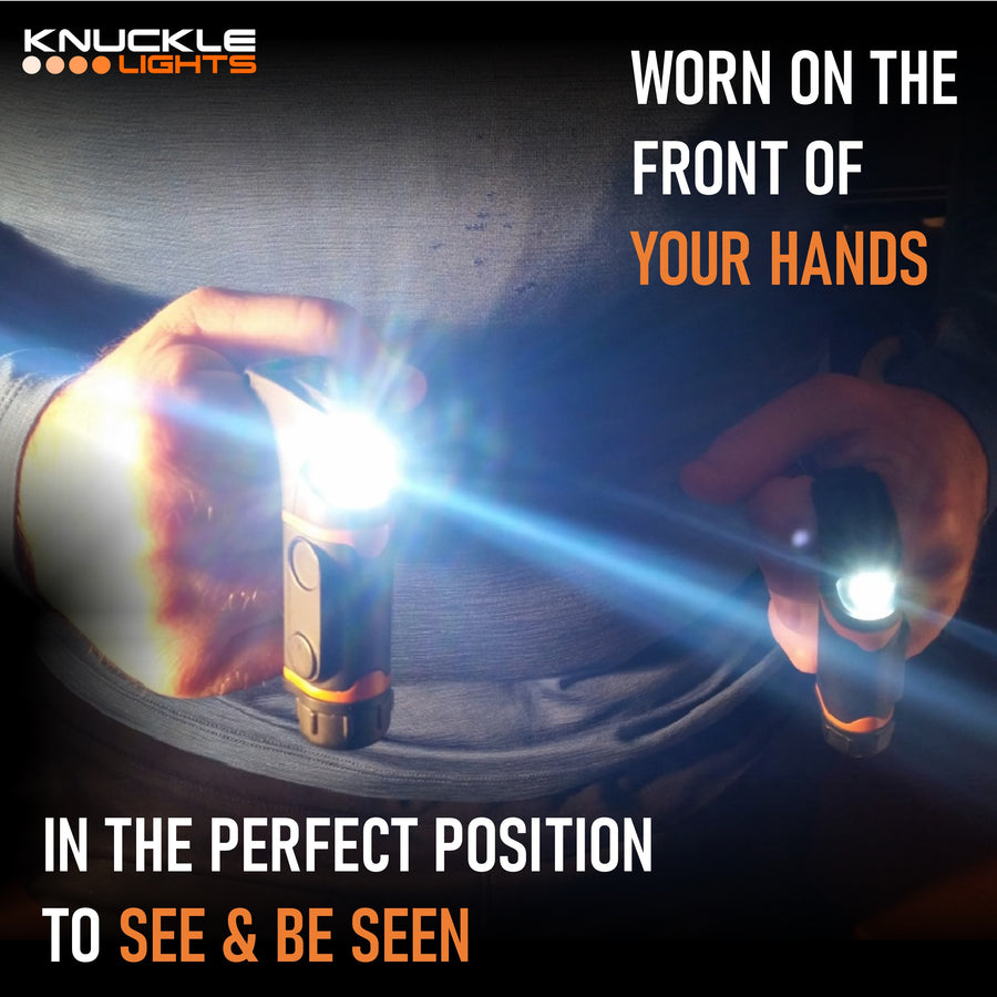Knuckle Lights Advanced (PRE-ORDER)