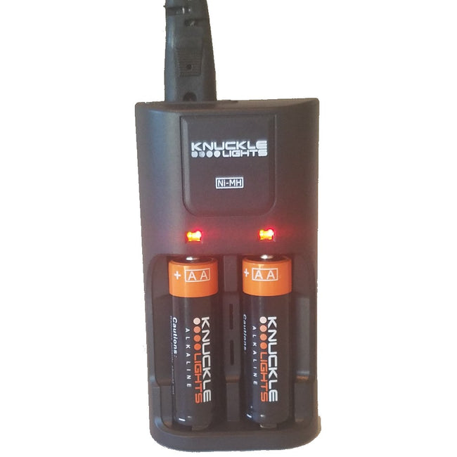 AA Battery Charger Set