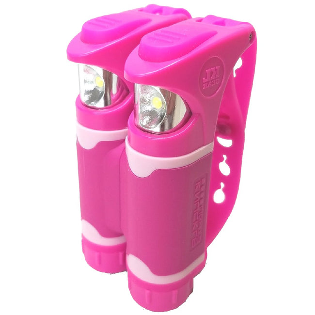 OPEN BOX: Knuckle Lights Colors (Pink)