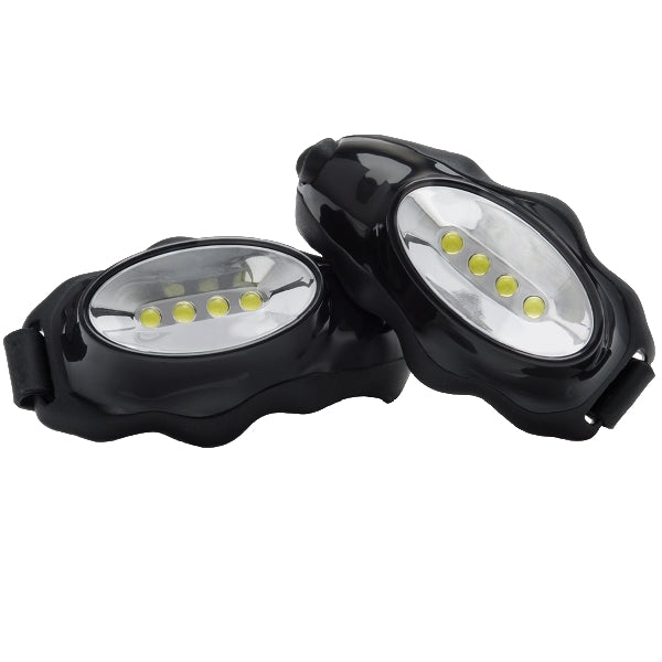 OPEN BOX: Knuckle Lights Original (Black)