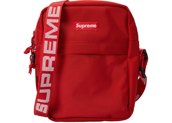 Supreme Shoulder Bag (SS18) Red