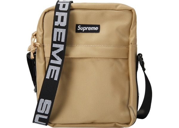 Supreme Shoulder Bag (SS18) Tan