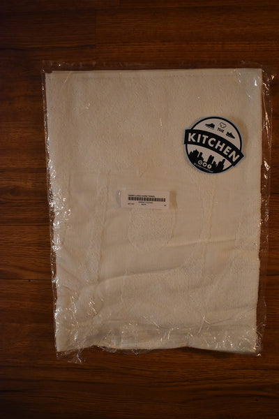 Supreme Terry Logo Hand Towel - White
