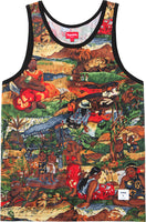 Supreme Tahiti Tank Top - Medium