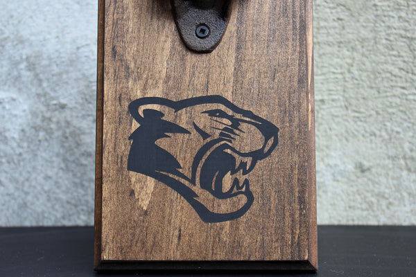 Request Your Sports Team Wall Mounted Bottle Opener