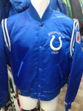 Vintage 90s INDIANAPOLIS COLTS NFL Starter Nylon Jacket M (Mint)