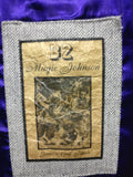 Vtg#32MAGIC JOHNSON Game 6 '80 164 of 500 Limited Edition Adidas Jkt L - #XL3VintageClothing