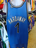 Vintage #1 PENNY HARDAWAY Orlando Magic NBA Champion Jersey 52 - #XL3VintageClothing