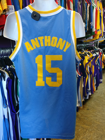 Vintage #15 CARMELO ANTHONY Denver Nuggets NBA Nike Jersey M - #XL3VintageClothing