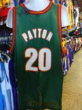 Vintage #20 GARY PAYTON Seattle Supersonics NBA Champion Jersey 52 - #XL3VintageClothing