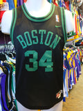 Vintage #34 PAUL PIERCE Boston Celtics NBA Nike Jersey YM - #XL3VintageClothing