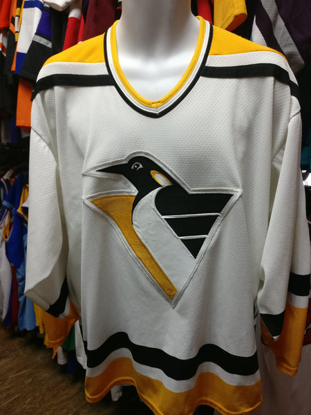 Vintage 90s PITTSBURGH PENGUINS NHL CCM Jersey L - #XL3VintageClothing