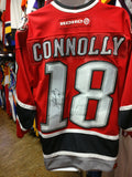 Vintage #18 TIM CONNOLLY Buffalo Sabres NHL Koho Jersey M (Signed) - #XL3VintageClothing