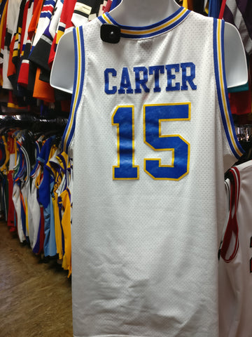 Vtg #15 VINCE CARTER Mainland Bucs High School Nike Jersey XXL - #XL3VintageClothing