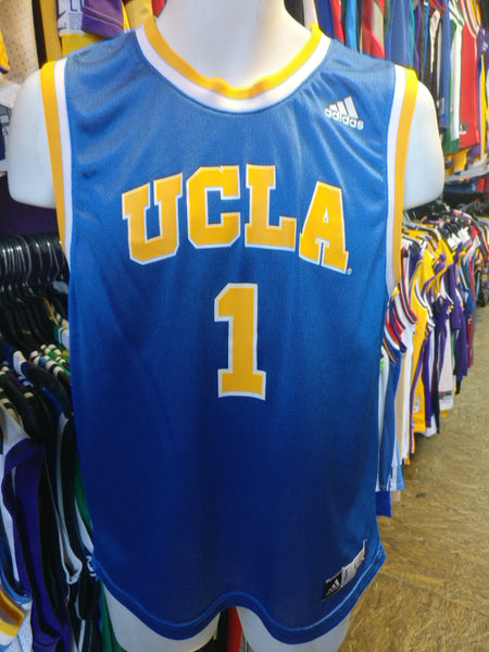 detailed look 74c17 b07c4 Vintage #1 UCLA BRUINS NCAA Adidas Jersey YL