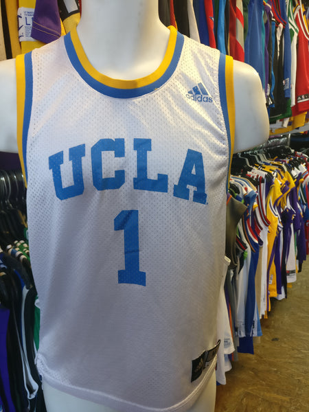 the best attitude 75a52 9c44d Vintage #1 UCLA BRUINS NCAA Adidas Jersey YM