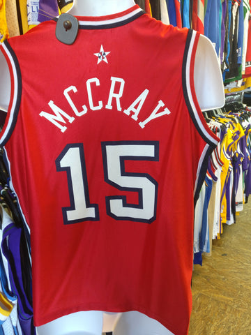 Vintage #15 NIKKI McCRAY USA Dream Team WNBA Champion Jersey M - #XL3VintageClothing