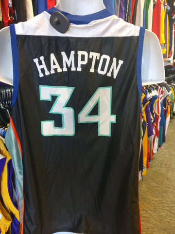 Vtg#34 KYM HAMPTON New York Liberty WNBA Champion Jersey M (Deadstock) - #XL3VintageClothing