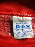 Vintage '94 DETROIT RED WINGS NHL Salem Sportswear Sweatshirt L - #XL3VintageClothing