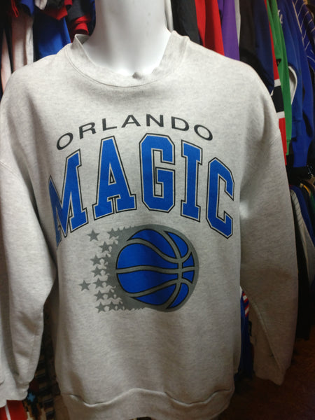 Vintage 90s ORLANDO MAGIC NBA Starter Sweatshirt L - #XL3VintageClothing