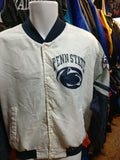 Vtg 80s PENN STATE NITTANY LIONS NCAA Chalk Line Fanimation Jacket M - #XL3VintageClothing