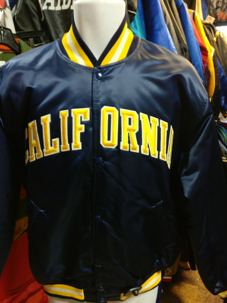 Vtg80s CALIFORNIA GOLDEN BEARS NCAA Starter Nylon Jacket XL(Deadstock) - #XL3VintageClothing