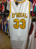 Vintage #33 SHAQUILLE O'NEAL COLE High School Legends Jersey 60