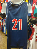 Vintage #21 ARIZONA WILDCATS NCAA Nike Jersey XL