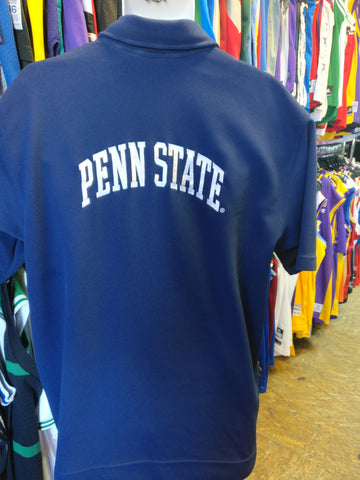 Vintage PENN STATE NITTANY LIONS NCAA Warm up Nike Jersey L