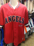 Vintage #27 VLADIMIR GUERRERO Anaheim Angels MLB True Fan Jersey XL