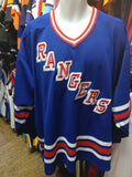 Vintage NEW YORK RANGERS NHL CCM Jersey XL